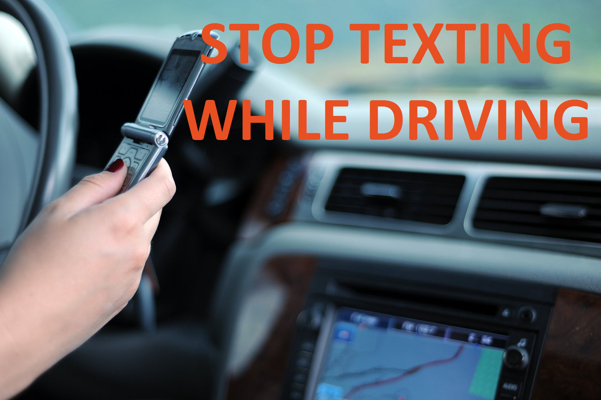 Stop Texting While Driving Sales
